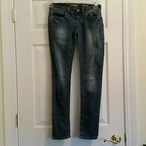 YMI skinny jeans  size 1